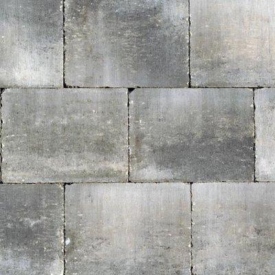 Abbeystones Grijs/zwart 20x30x6cm