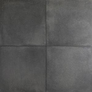 Red Sun Concrete look black 60X60X2Cm