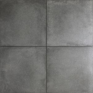 Red Sun Concrete look dark grey 60X60X2Cm